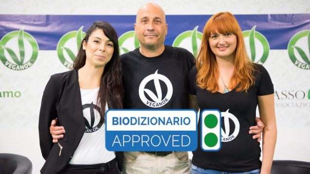 1 VeganFest LIVE 2018 Presentazione libro BioDizionario