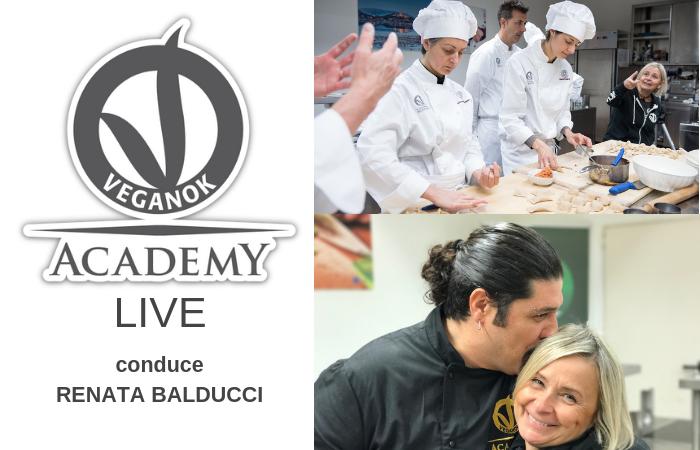 VEGANOK Academy LIVE