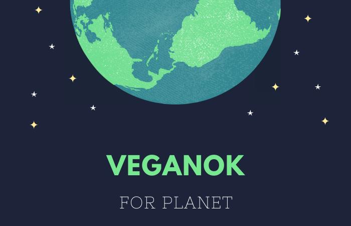 VEGANOK For Planet