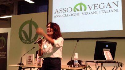 VEGANOK EXPO 2012 Paola Maugeri
